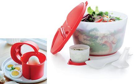 9901 Яйцерезка (с одним лезвием) + Чаша для салата (3,9L), цена 36,90 EUR